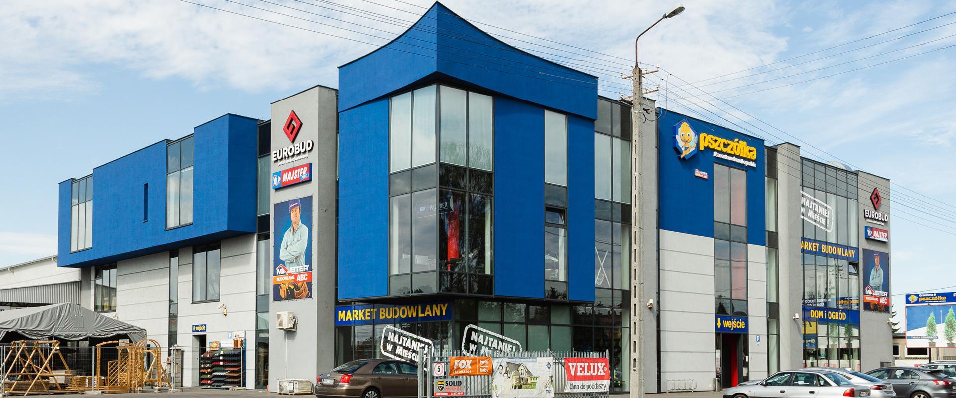 Budynek usługowo-przemysłowy
