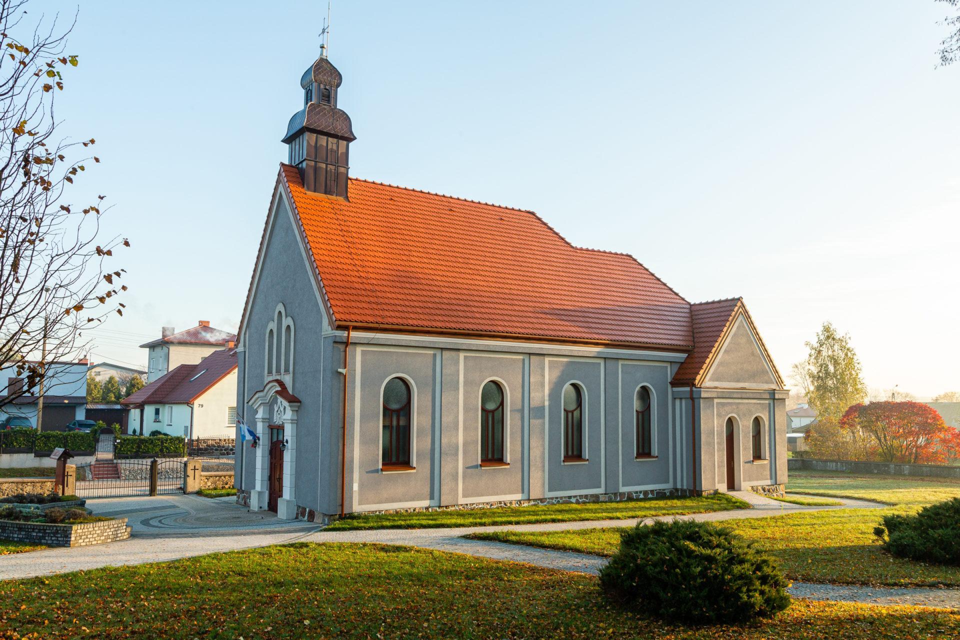 Kościół w Turzy Wielkiej