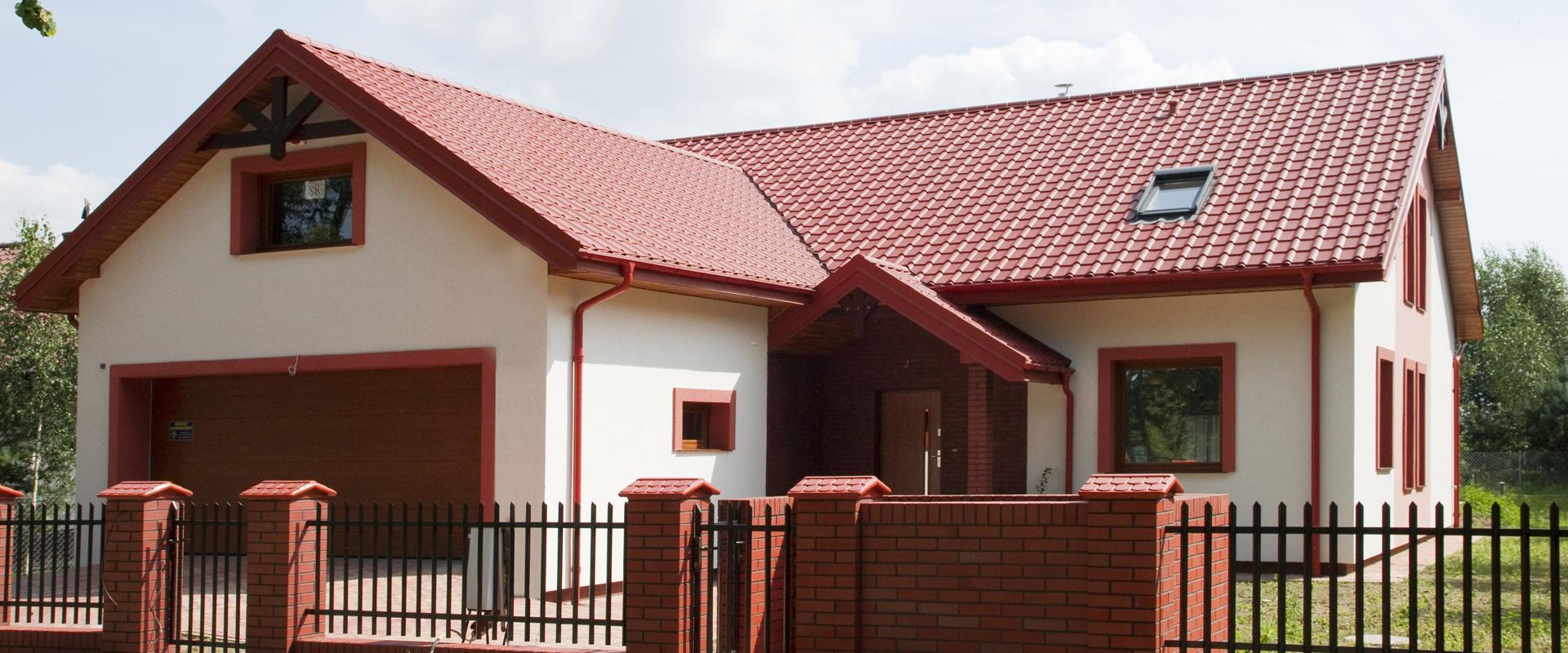 Dom jednorodzinny nr 1