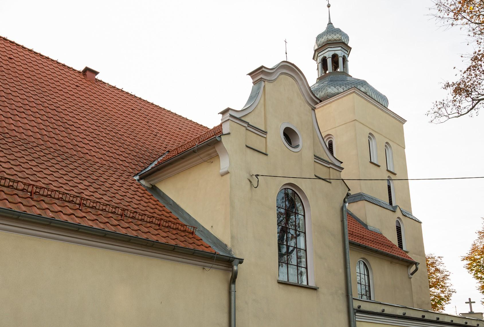 Kościół w Lidzbarku